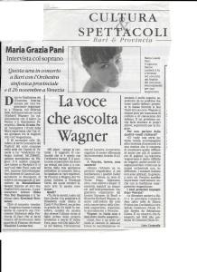 Gazzatta 2006 wagner