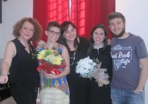 Foto Diplomi Paola e Graziana