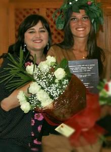 Foto Laurea Tamburrino con MG