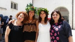 Foto Laurea Tamburrino e Cirici