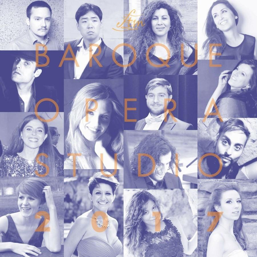 opera studio volti cast